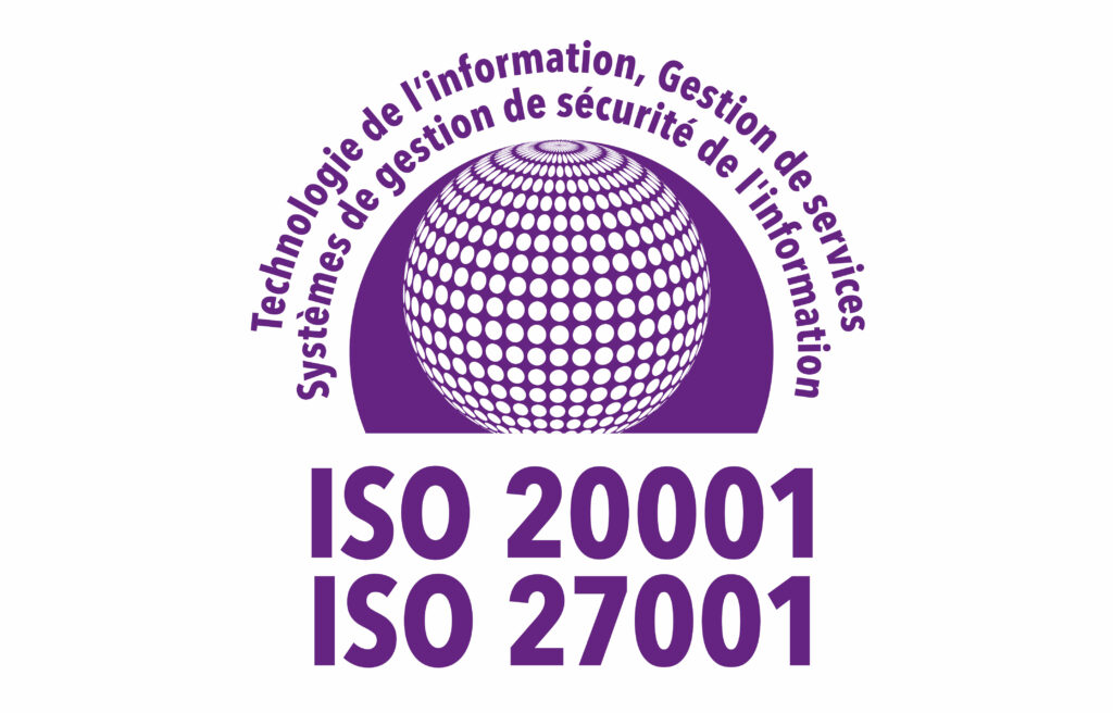 Tentative validation ISO 27001